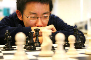 Steven sun chess- Jordan Waite