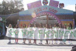 Fresman Homecoming pict1