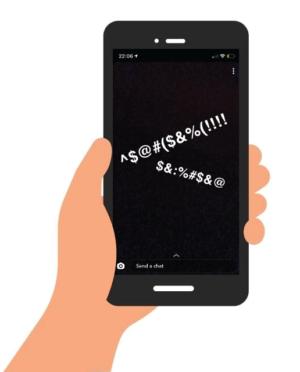 snapchatphonegraphic