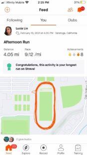 Strata run