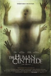 the human centipded